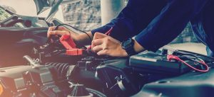 battery check to avoid dead battery