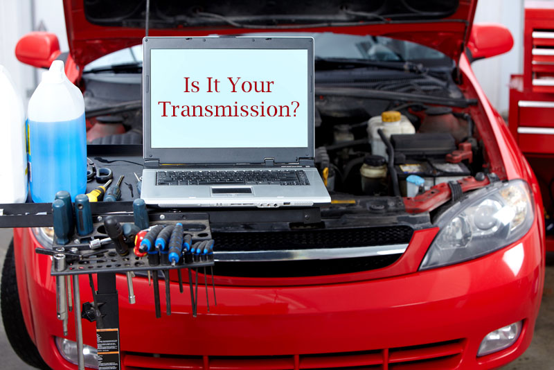 local mechanic diagnosis transmission issue