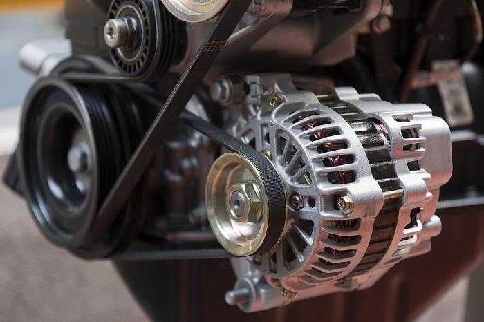 new, remanufactured or rebuilt alternator