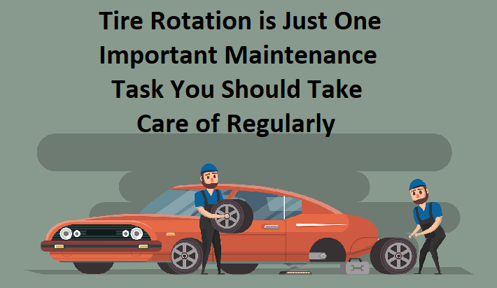 example of car maintenance